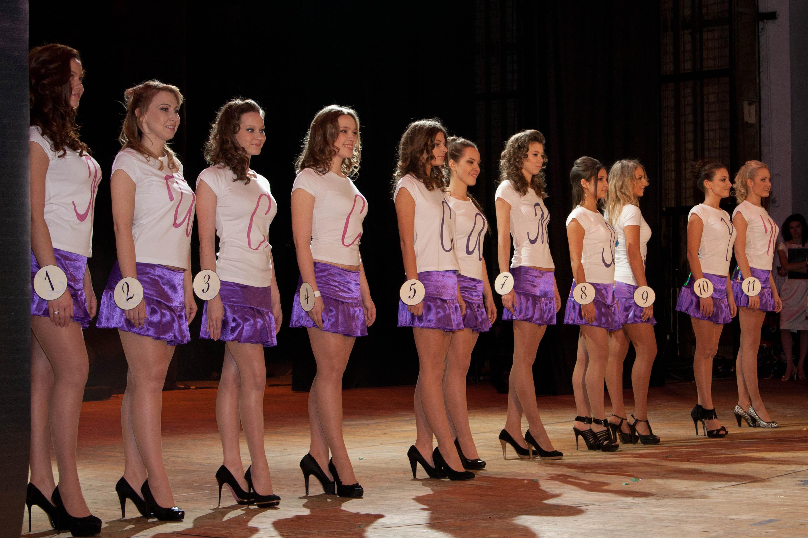 Фото конкурса красоты девочек нудисток 8 фотография